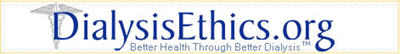 Dialysis Ethics banner